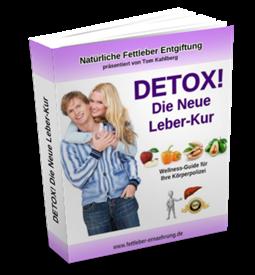 Detox! Die Neue Leberkur