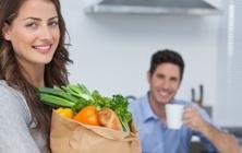 Fettleber mit leichter Kost abbauen