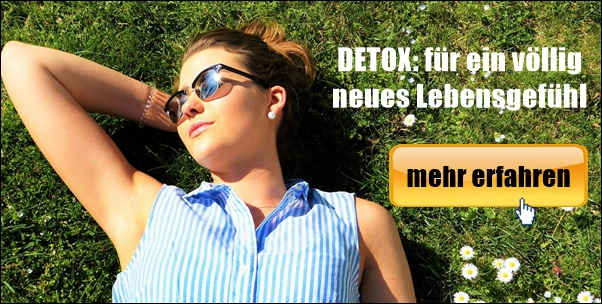 entgiftung mit detox
