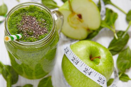 smoothie greenbodyrestart
